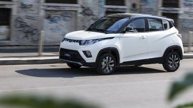 Listino prezzi Mahindra KUV100