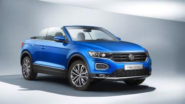 Listino prezzi Volkswagen T-Roc Cabriolet