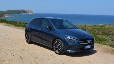 Listino prezzi Mercedes-Benz Classe B