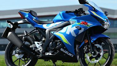 Listino prezzi Suzuki GSX-R 125