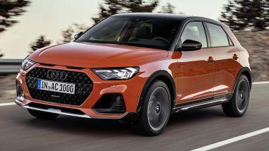 Listino prezzi Audi A1 Citycarver