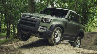 Listino prezzi Land Rover Defender 3 porte