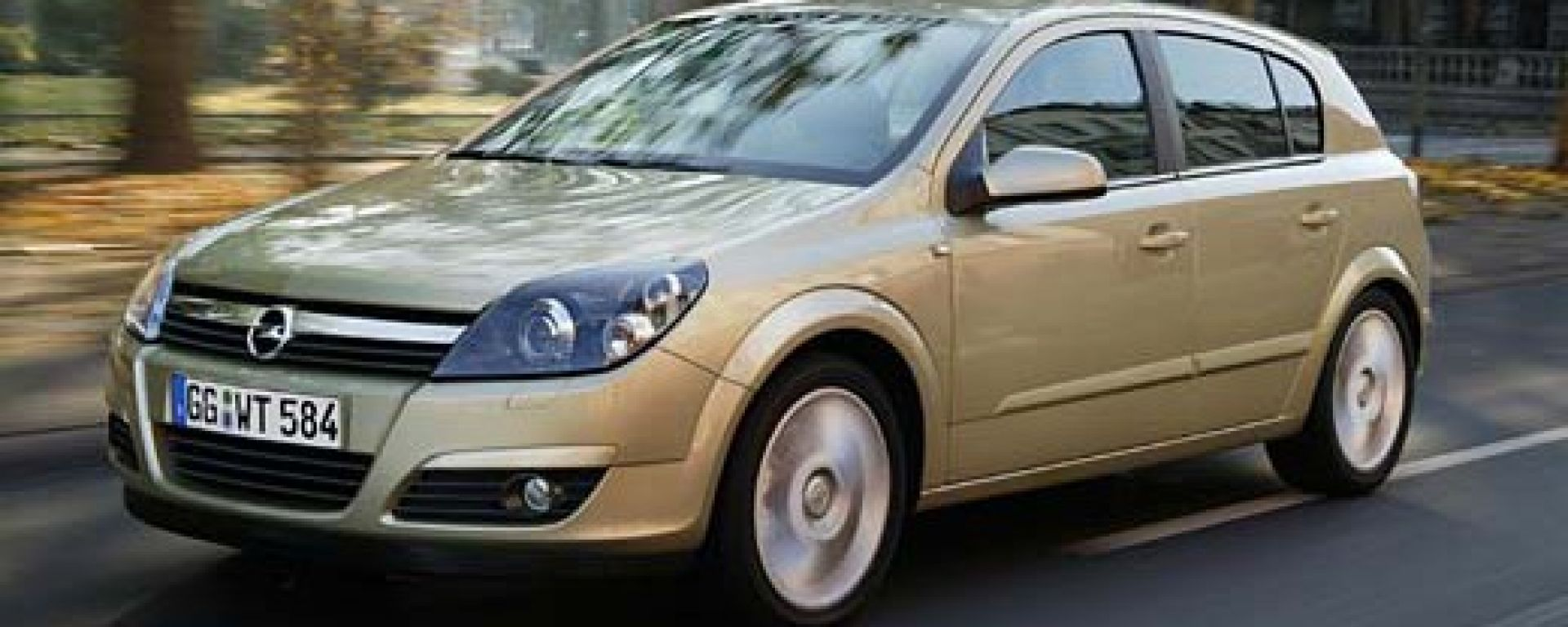 Opel Astra 2.0 T