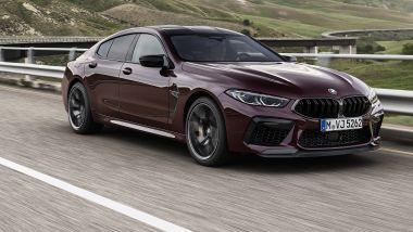 Listino prezzi BMW Serie 8 Gran Coupé
