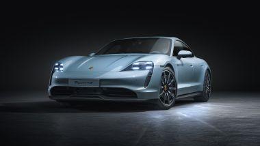 Listino prezzi Porsche Taycan