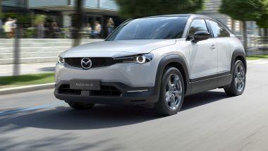 Listino prezzi Mazda MX-30