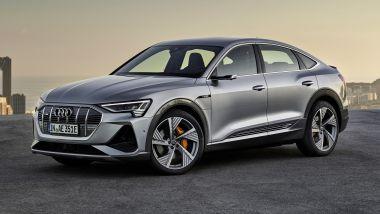 Listino prezzi Audi e-tron Sportback