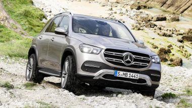 Listino prezzi Mercedes-Benz GLE