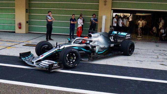 Test Pirelli gomme 18