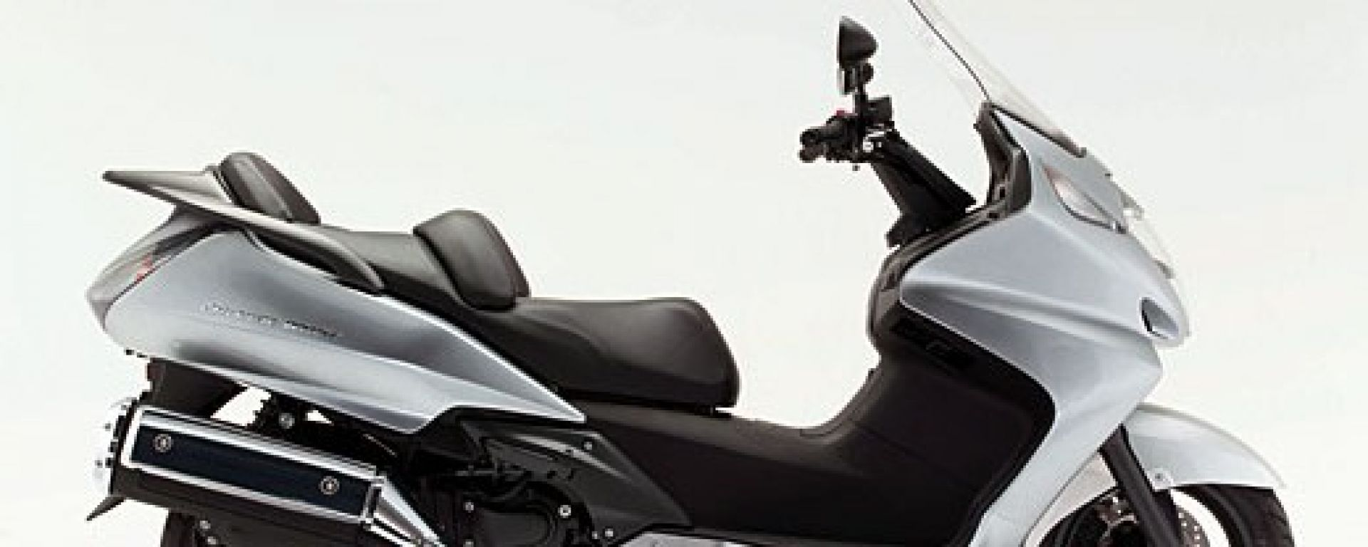 Honda Silver Wing 400