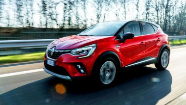 Listino prezzi Renault Captur