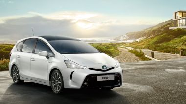 Listino prezzi Toyota Prius+