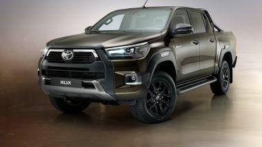 Listino prezzi Toyota Hilux