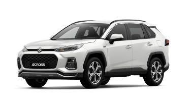 Listino prezzi Suzuki Across