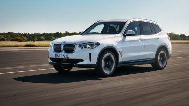 Listino prezzi BMW iX3