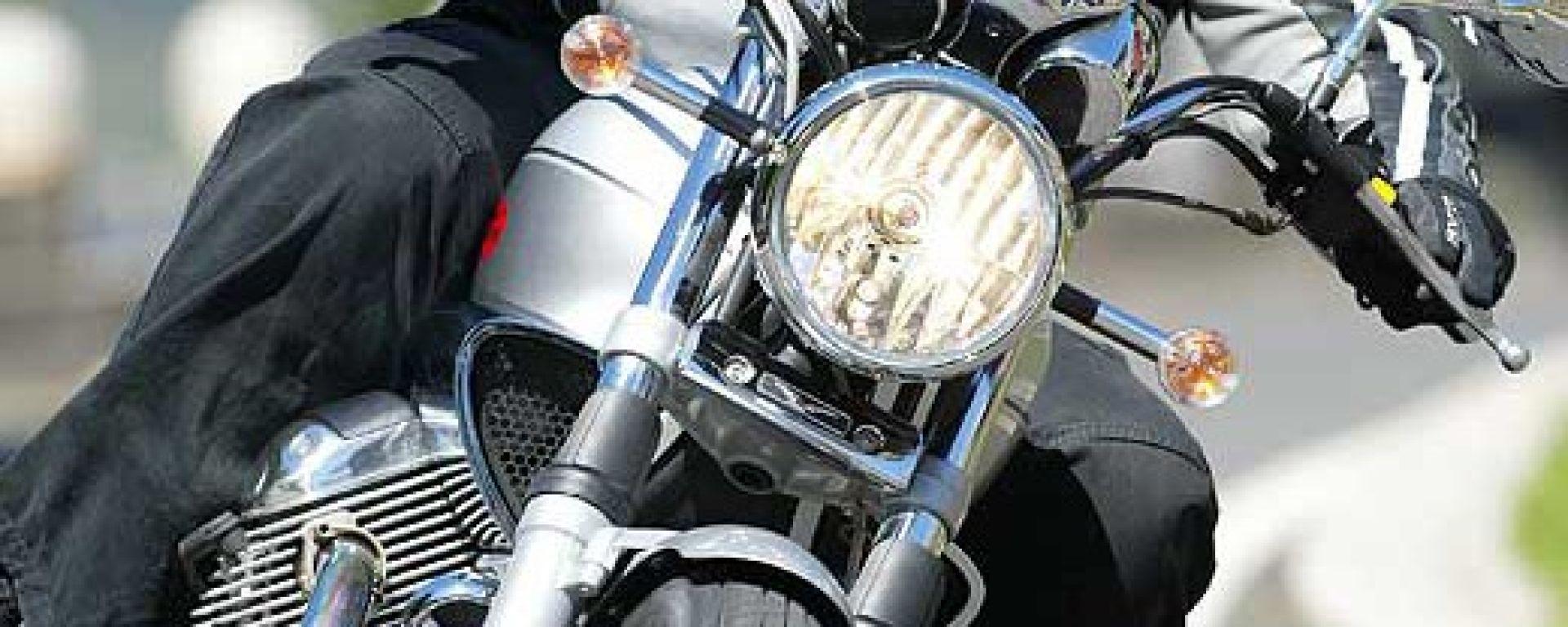 Moto Guzzi Nevada 750 i.e.