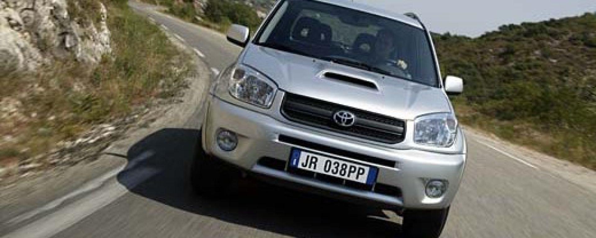 Toyota Rav4 3p D-4D