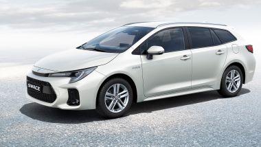 Listino prezzi Suzuki Swace