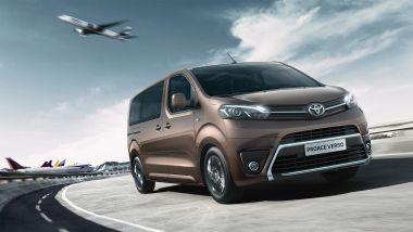 Listino prezzi Toyota Proace Verso