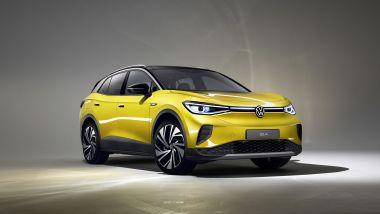 Listino prezzi Volkswagen ID.4