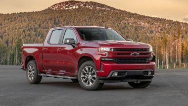Listino prezzi Chevrolet Silverado