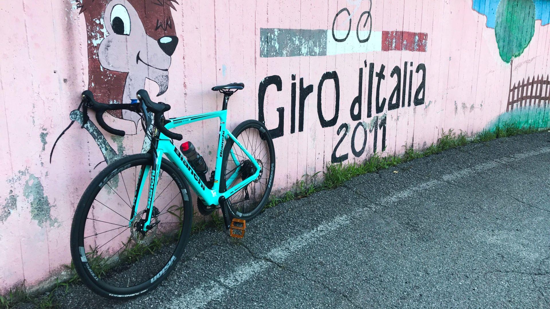 Bianchi Aria e-Road: l'e-voluzione della bici da corsa
