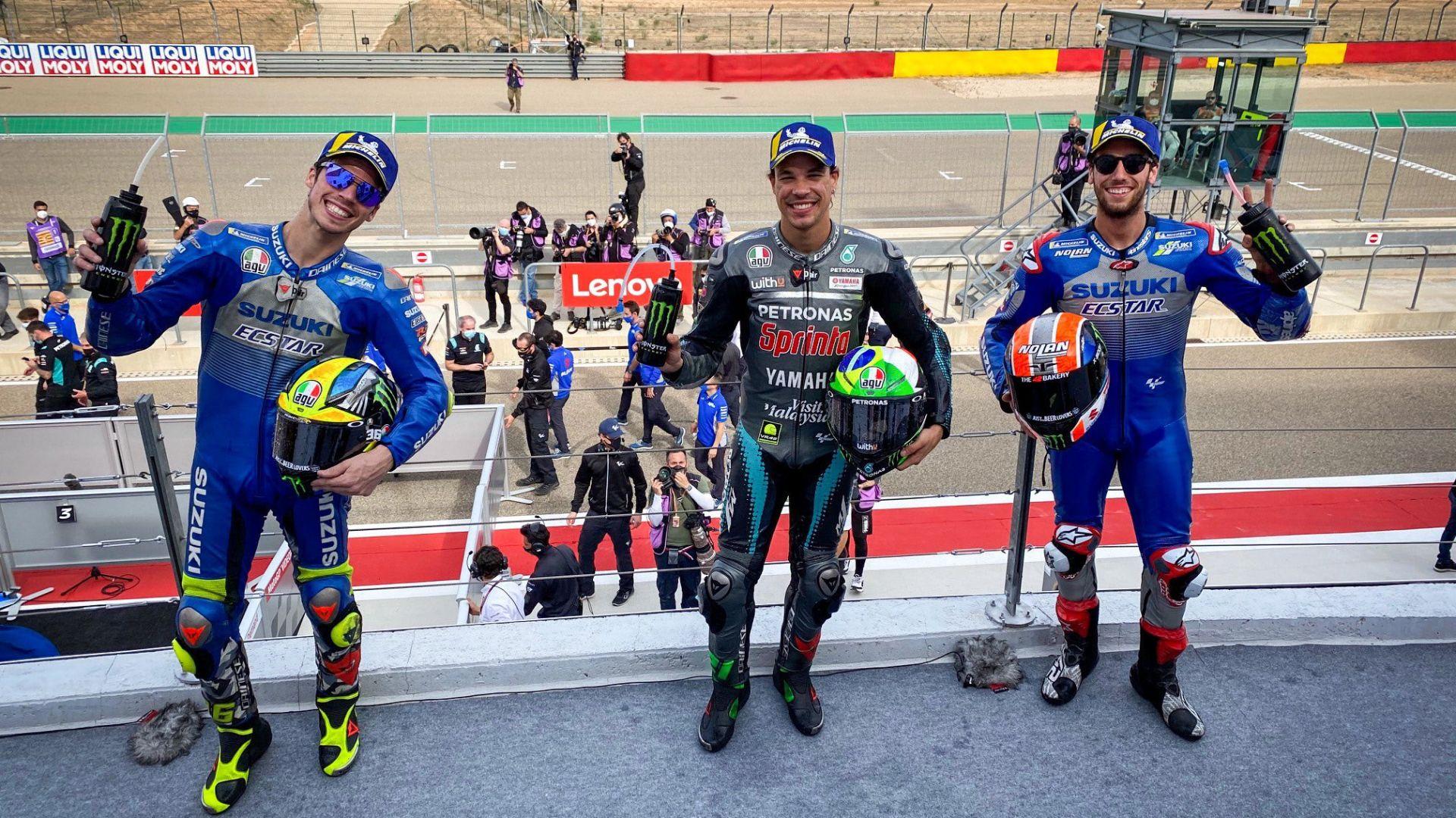 MotoGP Teruel 2020, le pagelle di Alcaniz