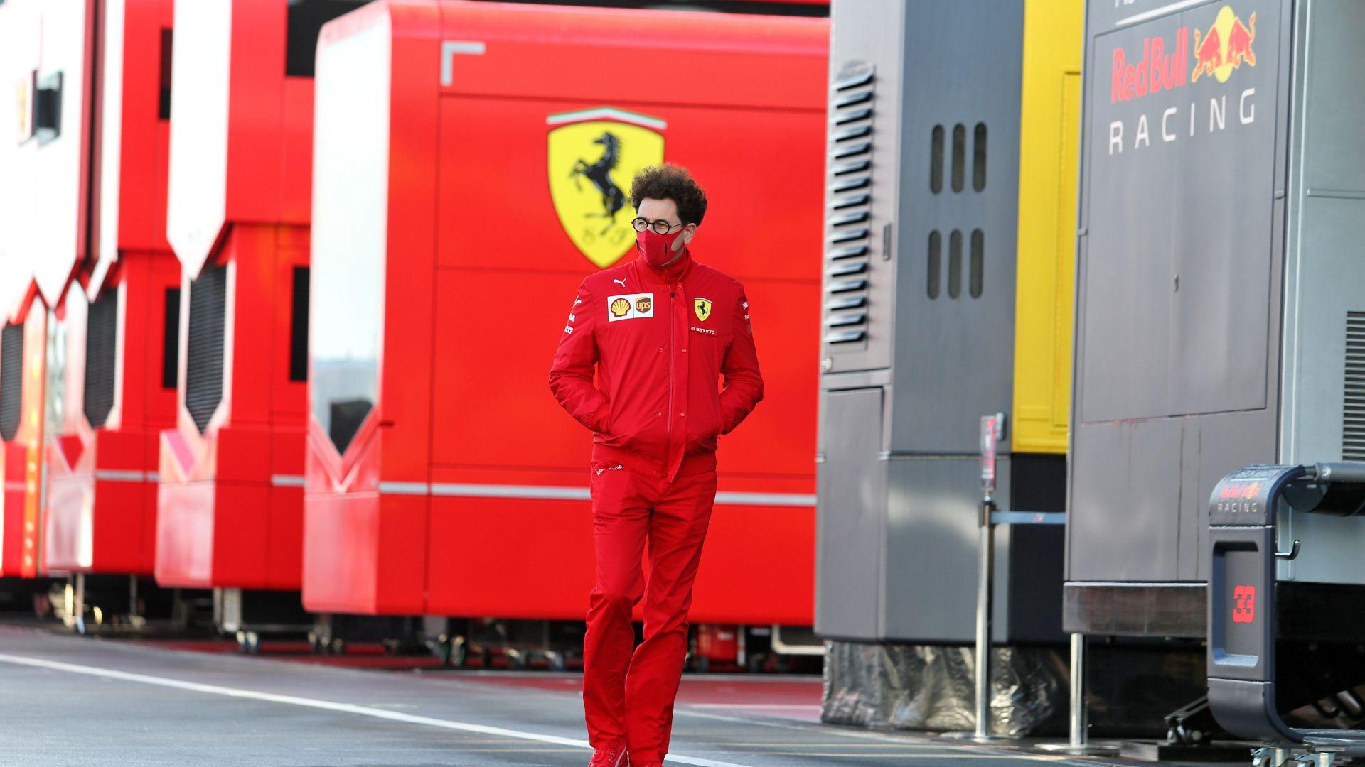 """Ferrari, Binotto su Vettel: """"Ci aspettiamo di più da uno che non è un secondo pilota"""""""
