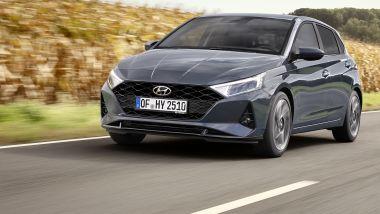 Listino prezzi Hyundai i20