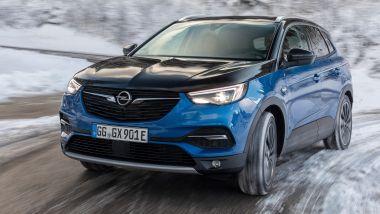 Listino prezzi Opel Grandland X
