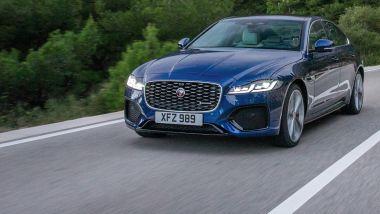 Listino prezzi Jaguar XF
