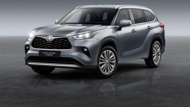 Listino prezzi Toyota Highlander