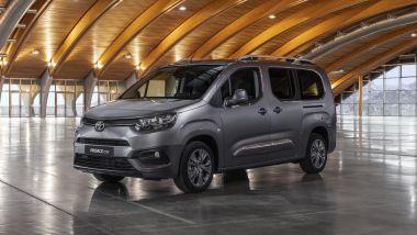 Listino prezzi Toyota Proace City Verso