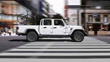 Listino prezzi Jeep Gladiator