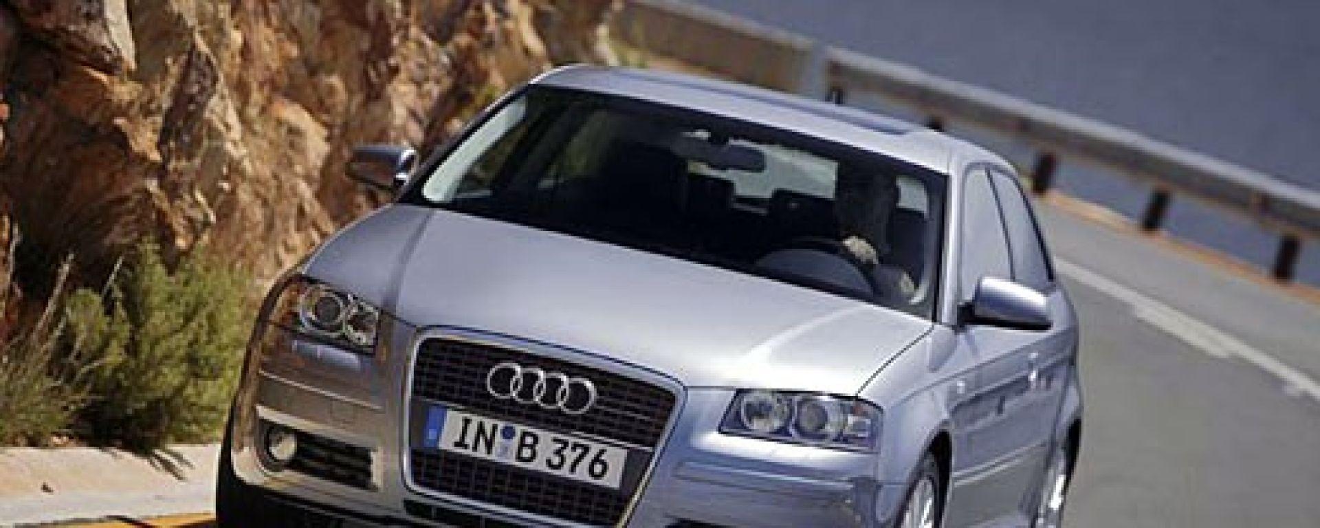 Audi A3 1.6 FSI: l'antidiesel