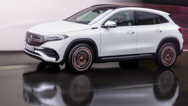 Listino prezzi Mercedes-Benz EQA
