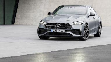 Listino prezzi Mercedes-Benz Classe C