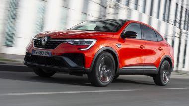 Listino prezzi Renault Arkana