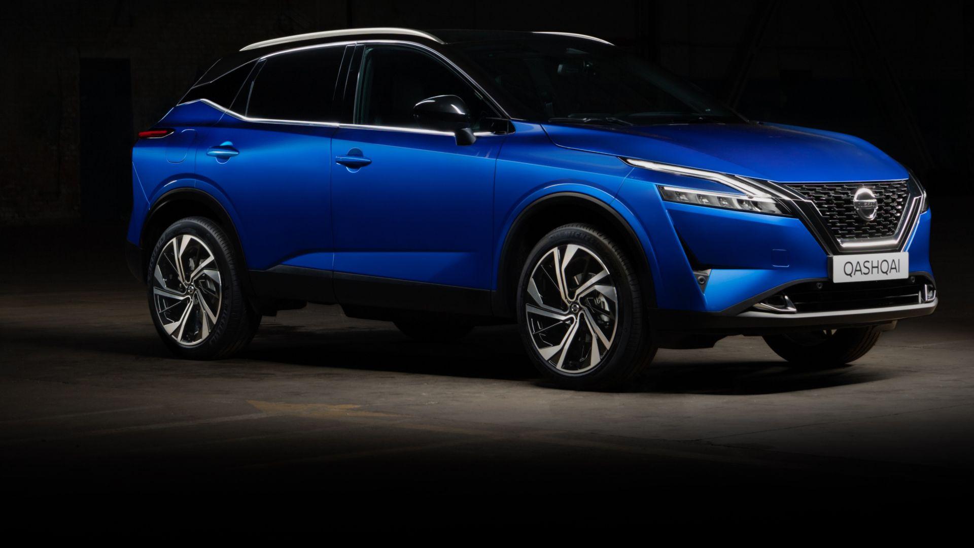 Nuova Nissan Qashqai, ecco che effetto fa vista dal vivo [VIDEO]