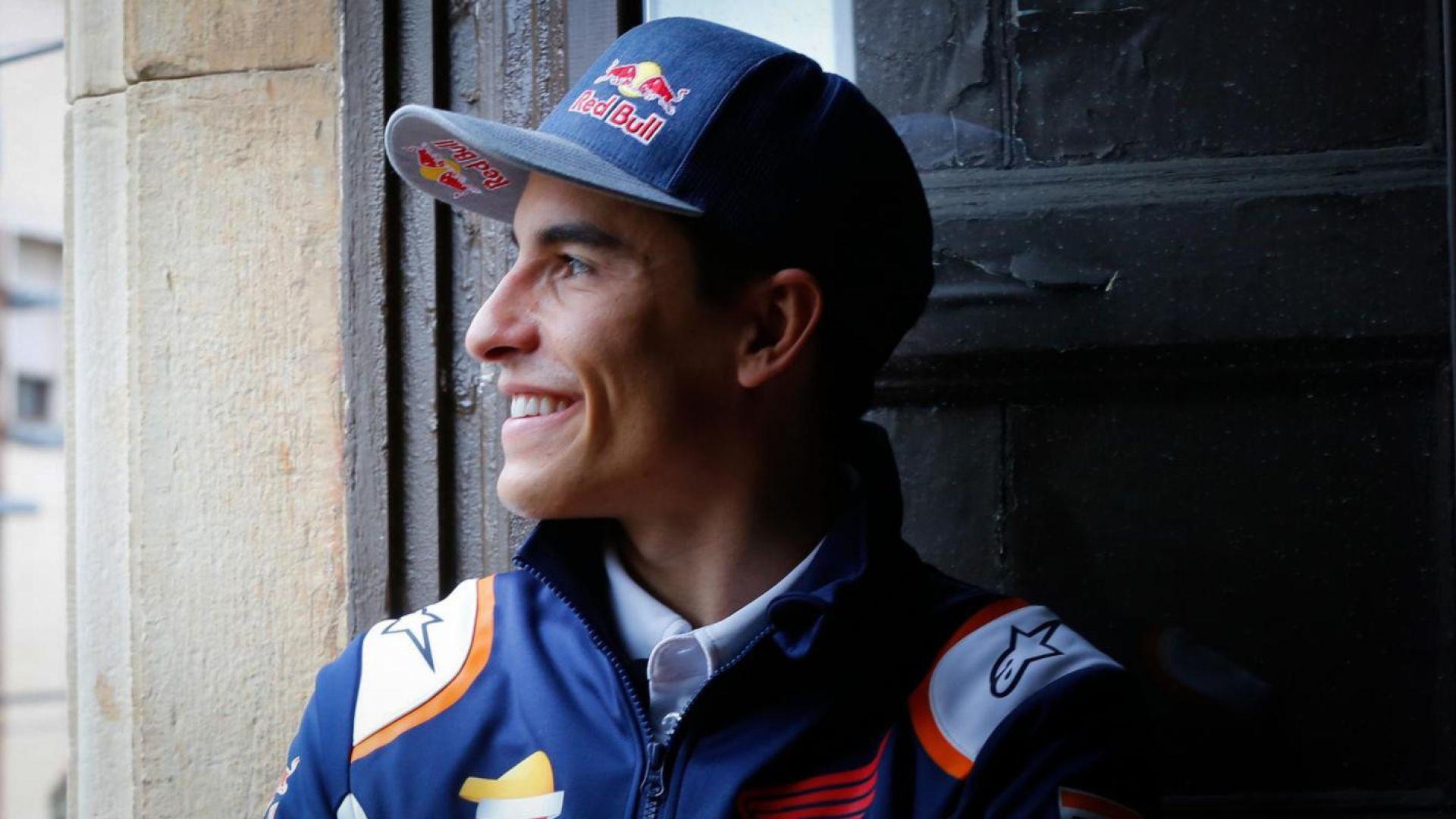"""Marquez: """"Tornerò presto in sella, ma non su una MotoGP"""""""