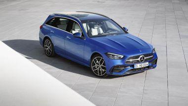 Listino prezzi Mercedes-Benz Classe C Station Wagon
