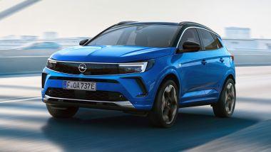 Listino prezzi Opel Grandland