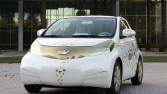 Toyota FT-EV - Immagine: 2