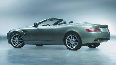 Listino prezzi Aston Martin DB9 Volante