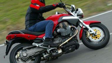 Listino prezzi Moto Guzzi Breva