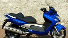 Kymco Xciting 500 - Immagine: 39