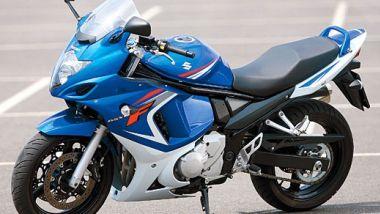 Listino prezzi Suzuki GSX 650 F