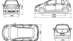 Toyota Yaris 2006 - Immagine: 2