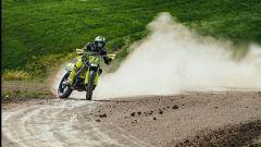 8 maggio 2020, Valentino Rossi si allena al ranch