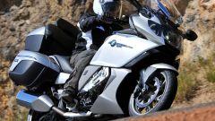 8 Stati per 8 cilindri: test per BMW K 1600 GTL e R 1200 RT - Immagine: 117